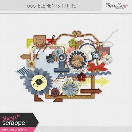 1000 Elements Kit #2