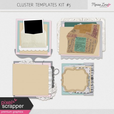 Cluster Templates Kit #5
