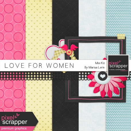 Love For Women Mini Kit