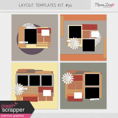 Layout Templates Kit #50