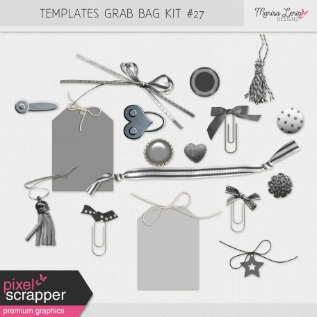 Templates Grab Bag Kit #27
