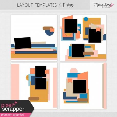 Layout Templates Kit #55