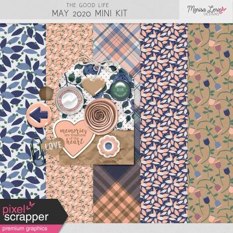 The Good Life: May 2020 Mini Kit