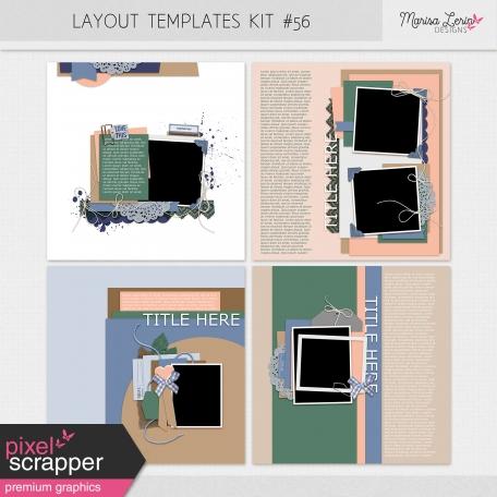 Layout Templates Kit #56
