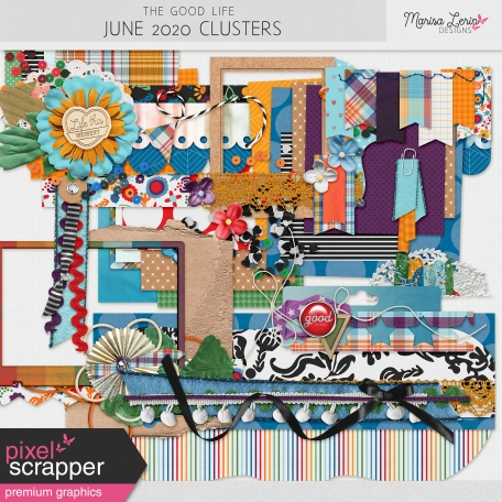 The Good Life: June 2020 Clusters Kit