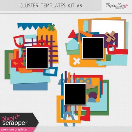 Cluster Templates Kit #8