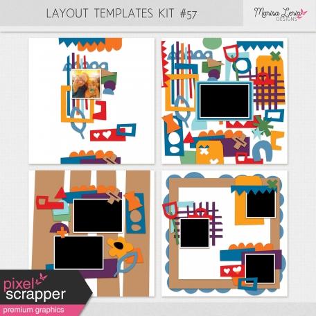 Layout Templates Kit #57
