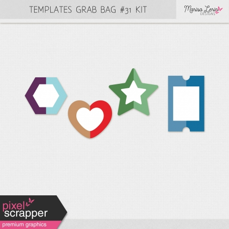 Templates Grab Bag Kit #31