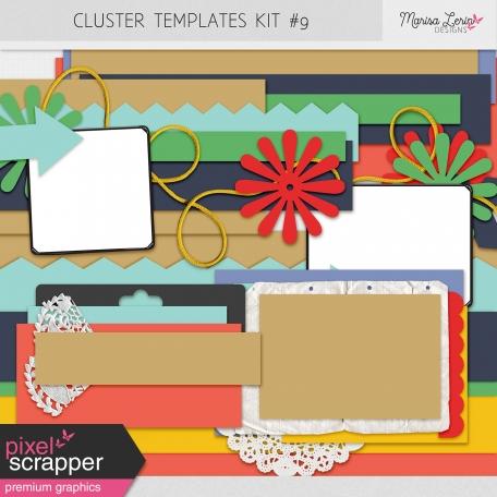Cluster Templates Kit #9