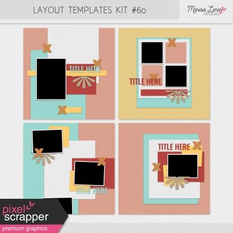 Layout Templates Kit #60