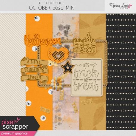 The Good Life: October 2020 Mini Kit