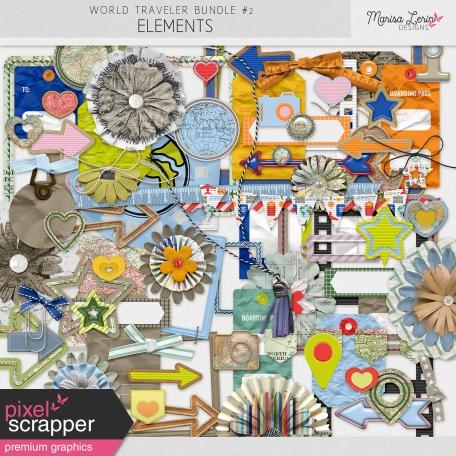World Traveler #2 Elements Kit