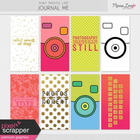 That Photo Life Journal Me Kit