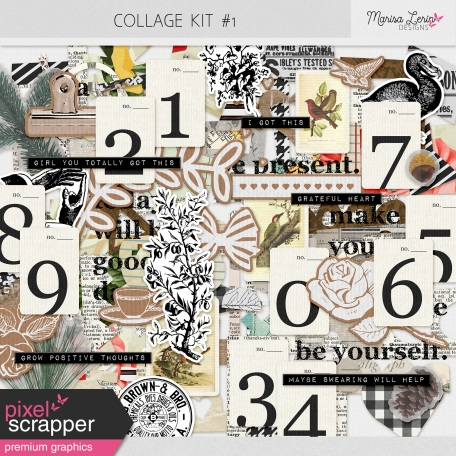 Collage Kit #1