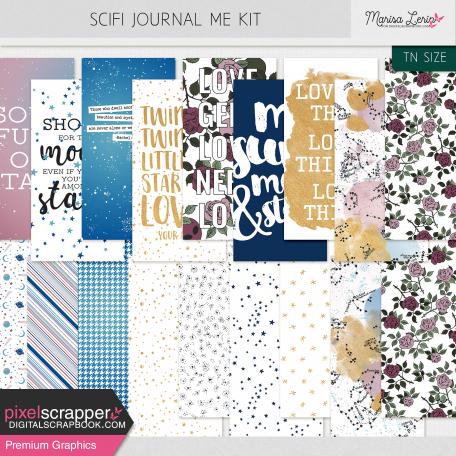 SciFi Journal Me Kit