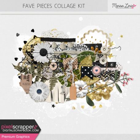 Collage Faves Kit #1