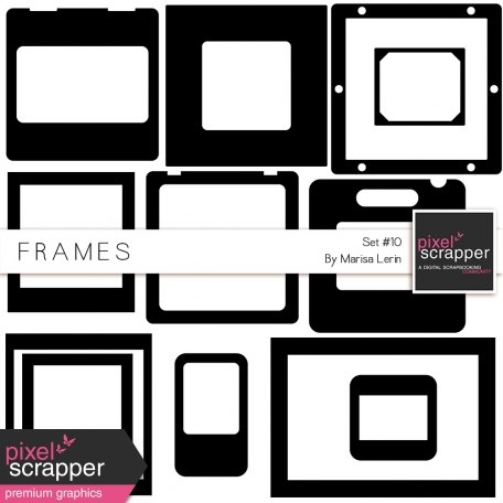 Frame Templates Kit #10