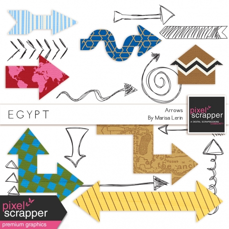 Egypt Arrows Kit