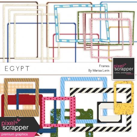 Egypt Frames Kit