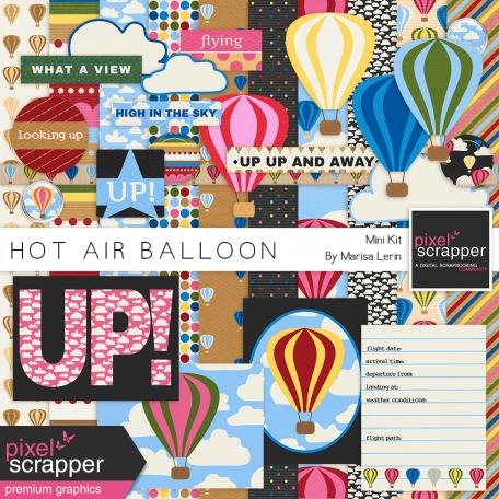 Hot Air Balloon Mini Kit