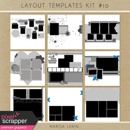 Layout Templates Kit #10
