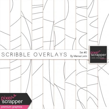 Scribble Overlays Kit #2
