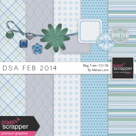 DSA February 2014 Blog Train