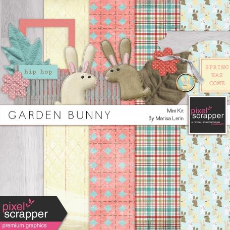 Garden Bunny Mini Kit