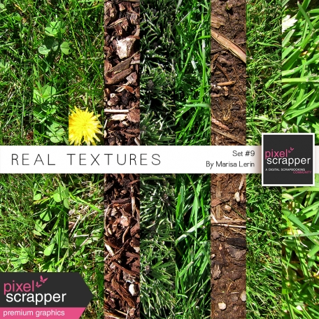 Real Textures Kit #9