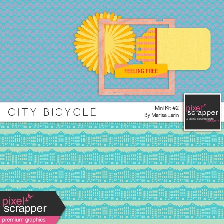 City Bicycle Mini Kit #2