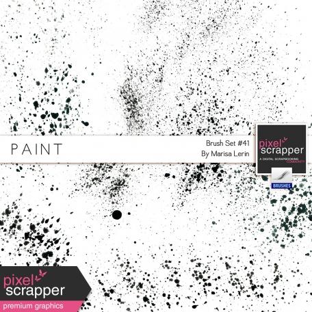Brush Kit #41 - Paint