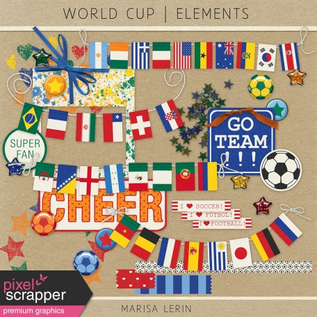 World Cup Elements Kit