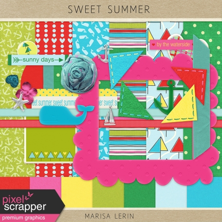 Sweet Summer Mini Kit