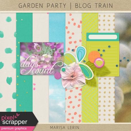 Garden Party Mini Kit