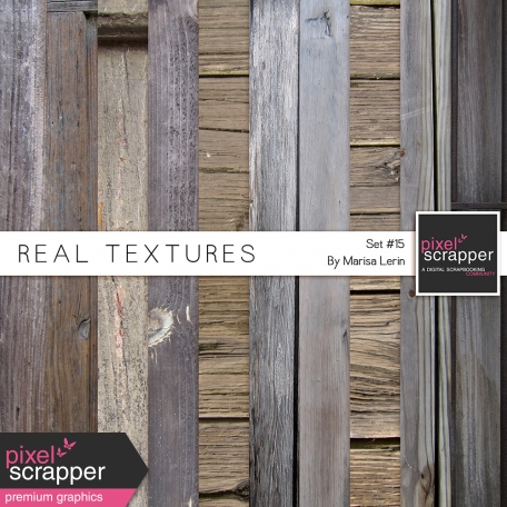 Real Textures Kit #15
