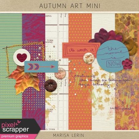 Autumn Art Mini Kit