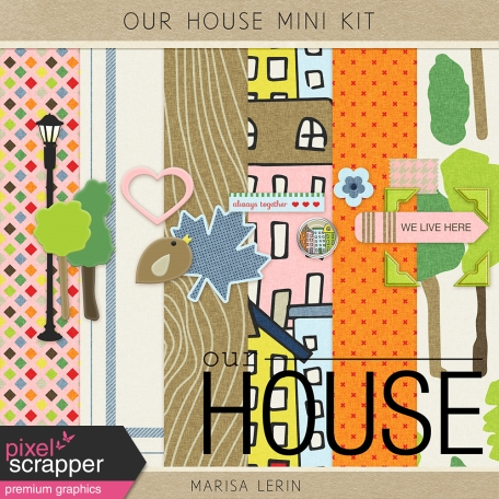 Our House Mini Kit