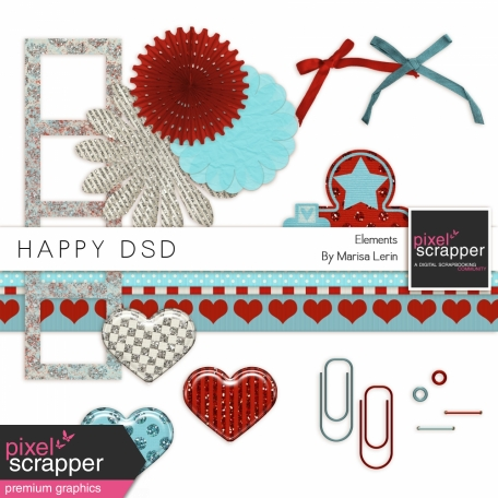 Happy DSD Elements Kit