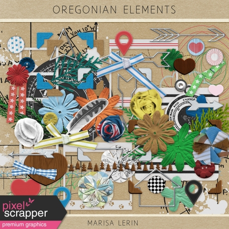 Oregonian Elements Kit