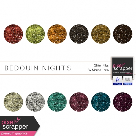 Bedouin Nights Glitters Kit