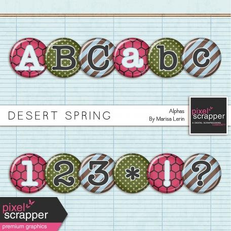 Desert Spring Brad Alpha Kit