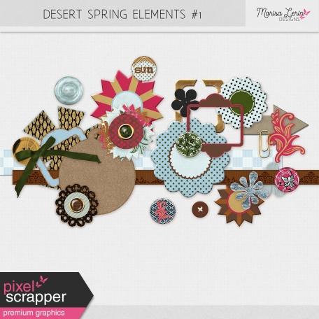 Desert Spring Elements Kit