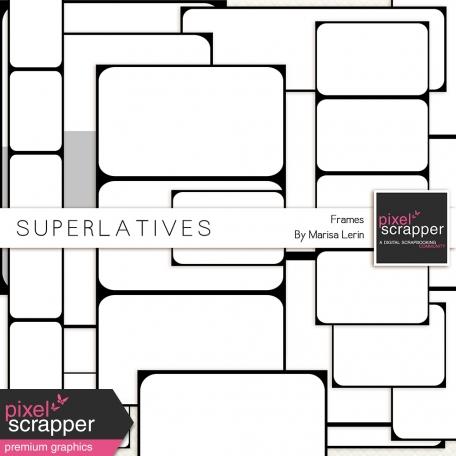 Superlatives Frames Kit