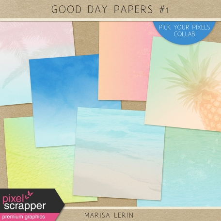Good Day Papers Kit #1