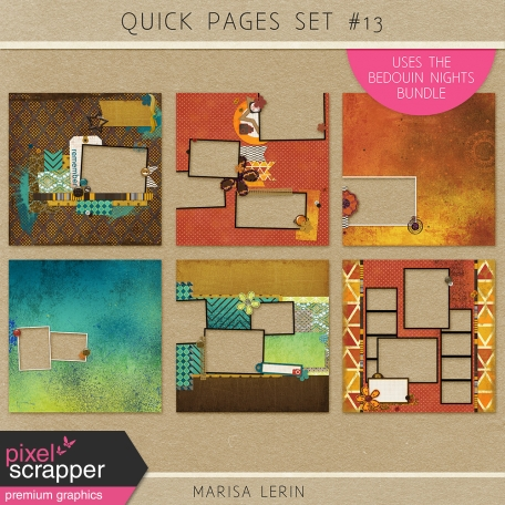 Quick Pages Kit #13