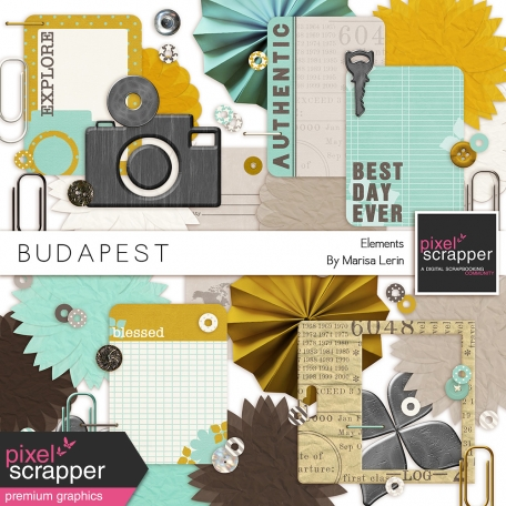 Budapest Elements Kit