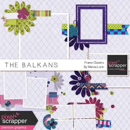Balkans Frame Clusters Kit