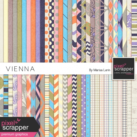 Vienna Papers Kit