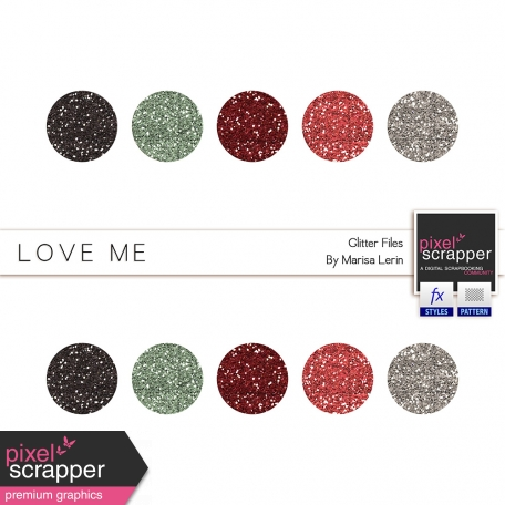 Love Me Glitters Kit