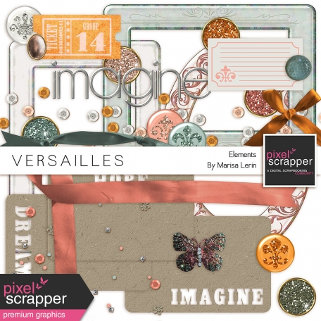 Versailles Elements Kit